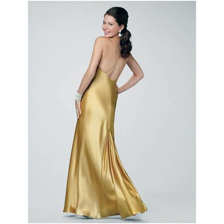 Long Prom Dresses Gold For Women Inofashionstylecom
