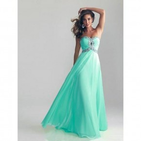 Long Prom Dresses Green 2013 Pictures