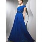Long Prom Dresses One Shoulder Designs Pictures