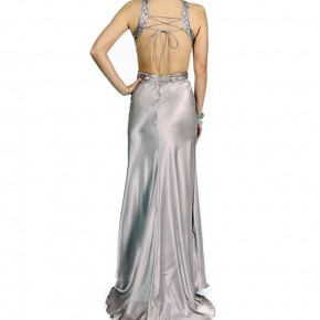 Long Prom Dresses Open Back Designs Pictures