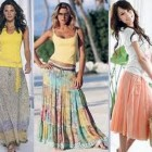 Long Skirts For Women Uk Pictures