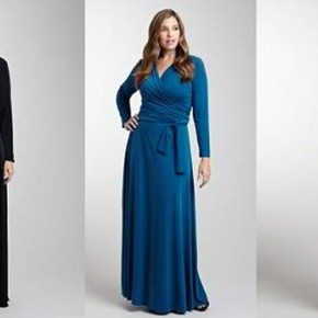 Long Sleeve Maxi Dresses For Women Models Pictures