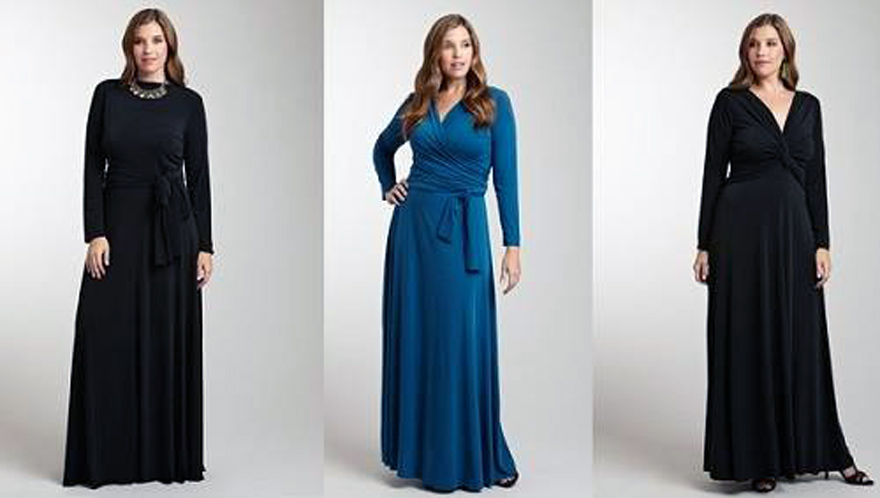 Long Sleeve Maxi Dresses For Women Models