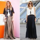Long Spring Skirts Collections Pictures
