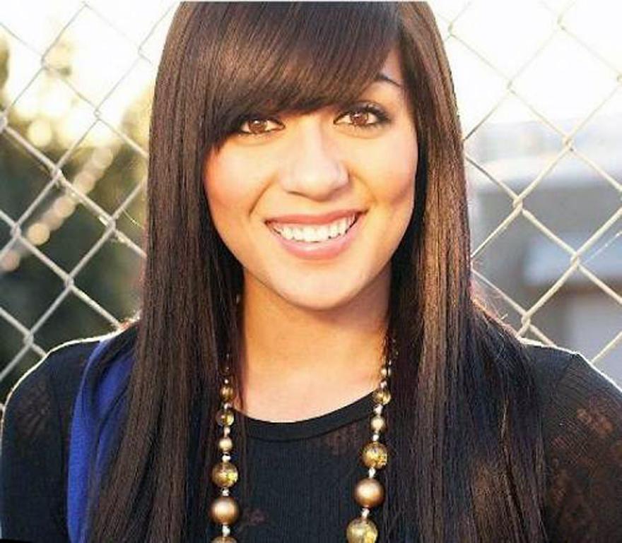 Long Straight Hairstyles 2013 Ideas