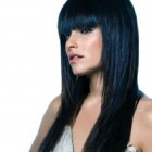 Long Straight Hairstyles 2013 With Bangs Pictures