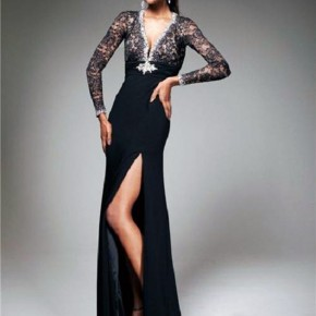 Long Tight Prom Dresses Collection Pictures