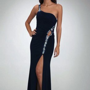 Long Tight Prom Dresses Images Pictures