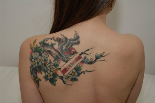 Love Chinese Symbol Tattoos For Body Girls