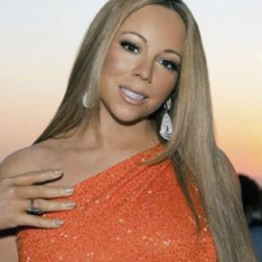Mariah Carey Straight Hair Images Pictures