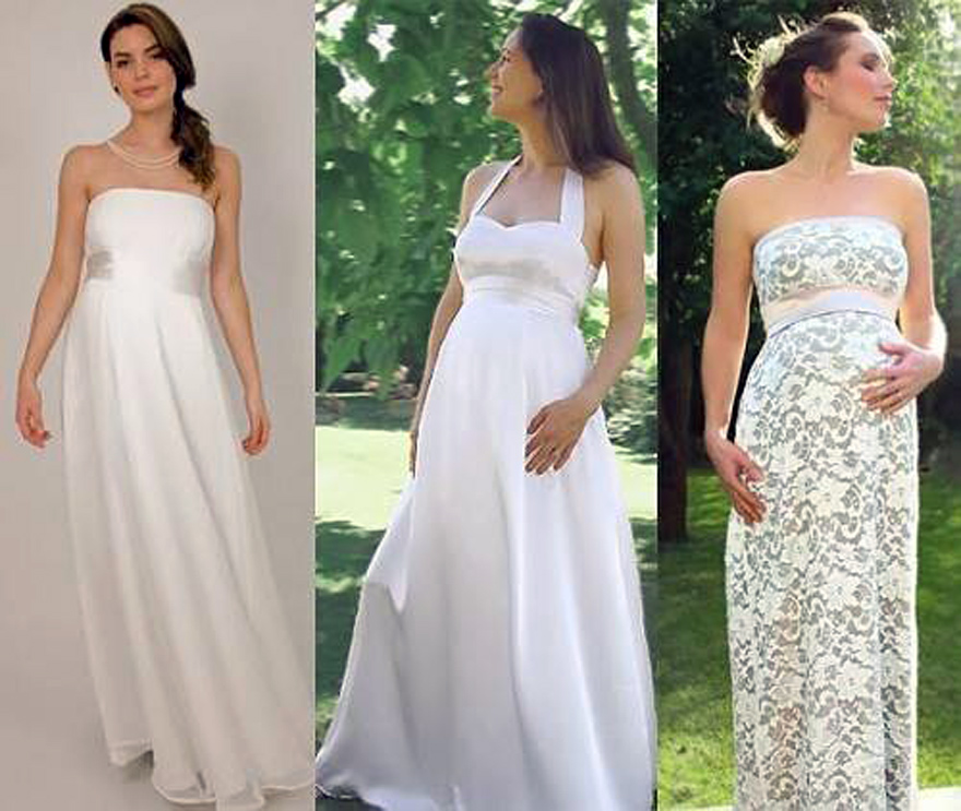 Maternity Corset Wedding Dresses Collections
