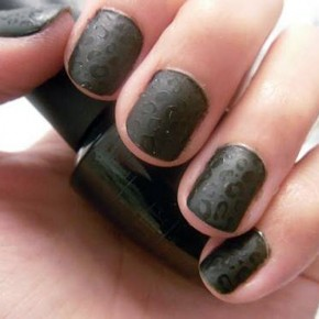 Matte Nail Polish Designs Pictures