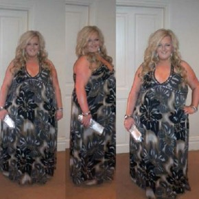 Maxi Dress Curvy Women Camo Pictures