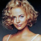 Medium Short Hair Curled Ideas Pictures