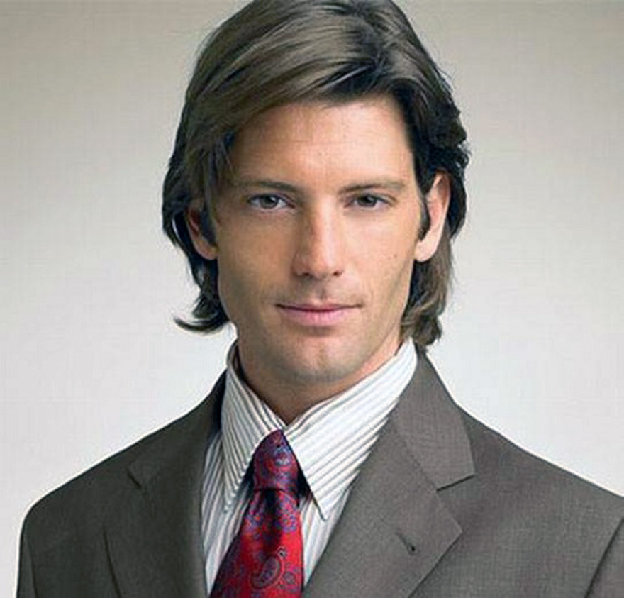 Men Hairstyles For Long Face Styles
