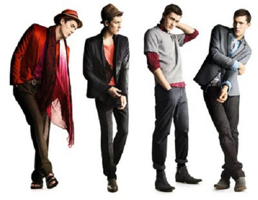 Mens Casual Clothing Catalogue