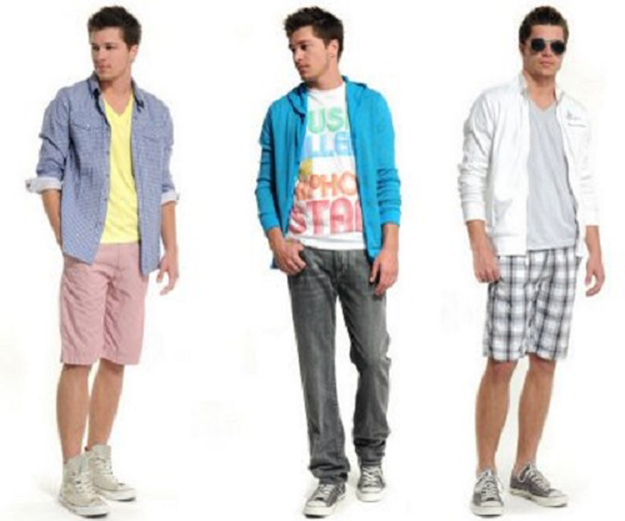 Mens Casual Clothing Styles