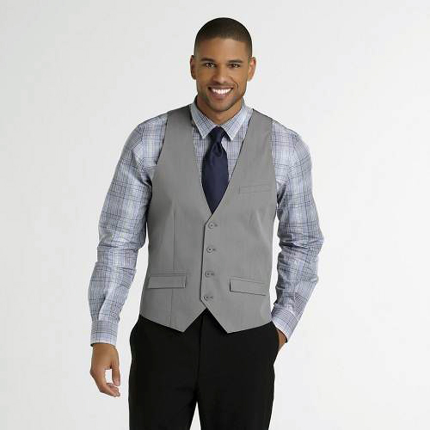 Mens Dress Vests Fashion - Inofashionstyle.com