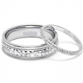 Mens Wedding Bands Gold Diamond Pictures