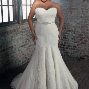 Mermaid Wedding Dresses For Plus Size Ideas Pictures