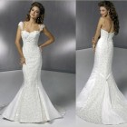 Mermaids Wedding Dresses Ideas Pictures