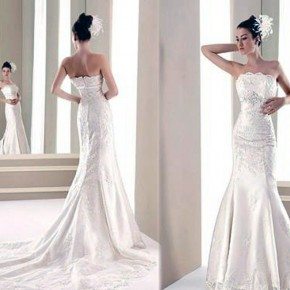 Mermaids Wedding Dresses Styles Pictures