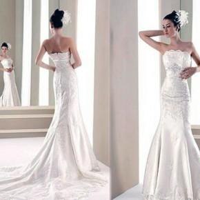 Mermaids Wedding Dresses Styles Pictures