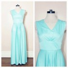 Mint Green Long Prom Dresses Designs Pictures
