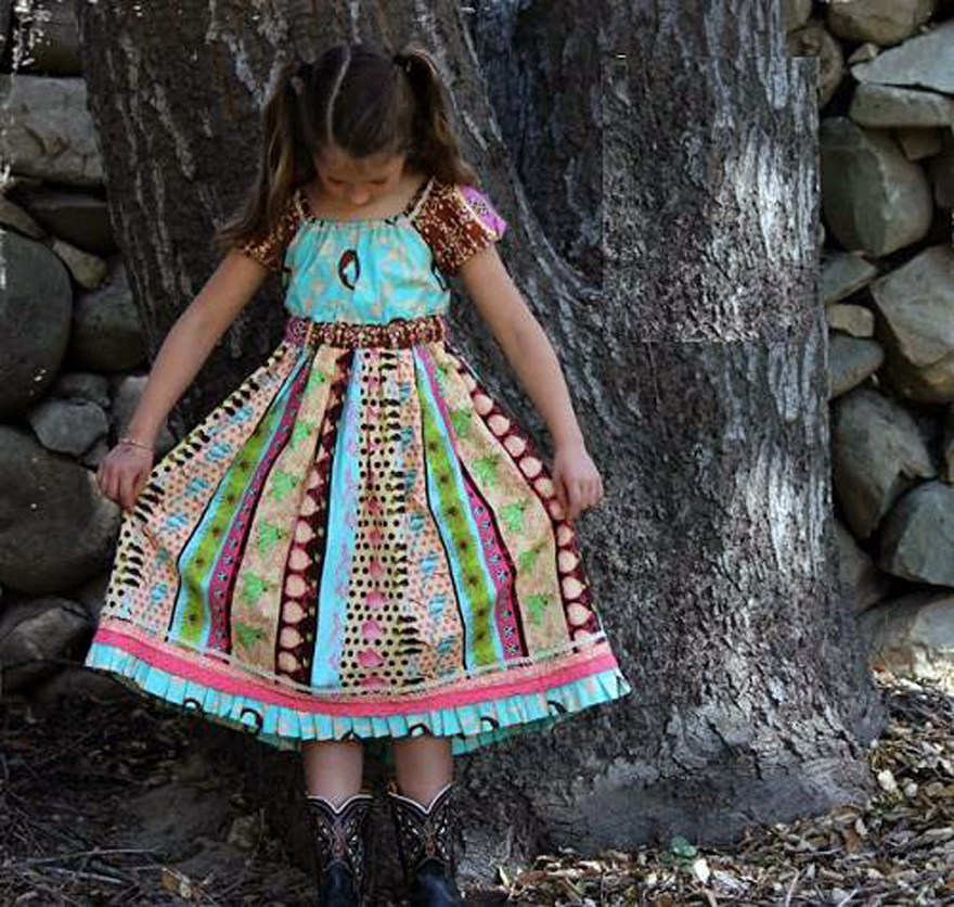 Modern Country Dresses Styles