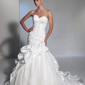 Modern Wedding Dresses With Lace Pictures