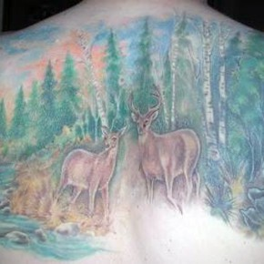 Mossy Oak Tattoo Designs 2013 Pictures