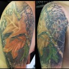 Mossy Oak Tattoo Designs Images Pictures