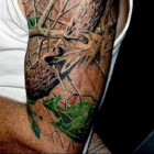 Mossy Oak Tattoo Designs Styles Pictures