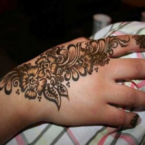 Most Popular Henna Tattoos Pictures