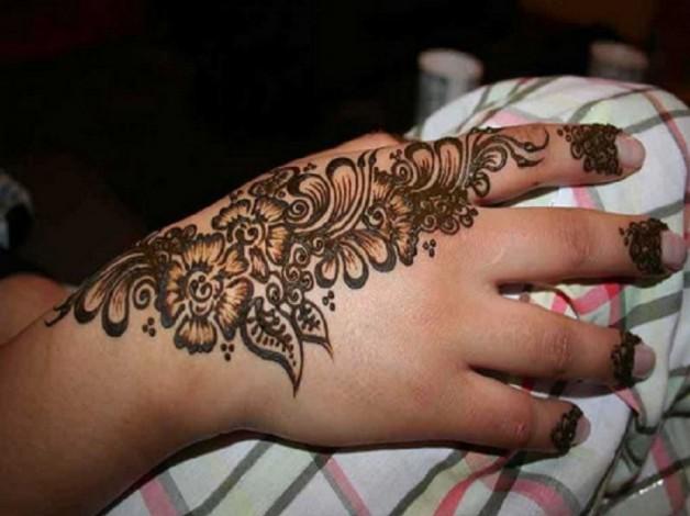 Most Popular Henna Tattoos