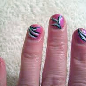 Nail Designs For Short Nails Step By Step Pictures