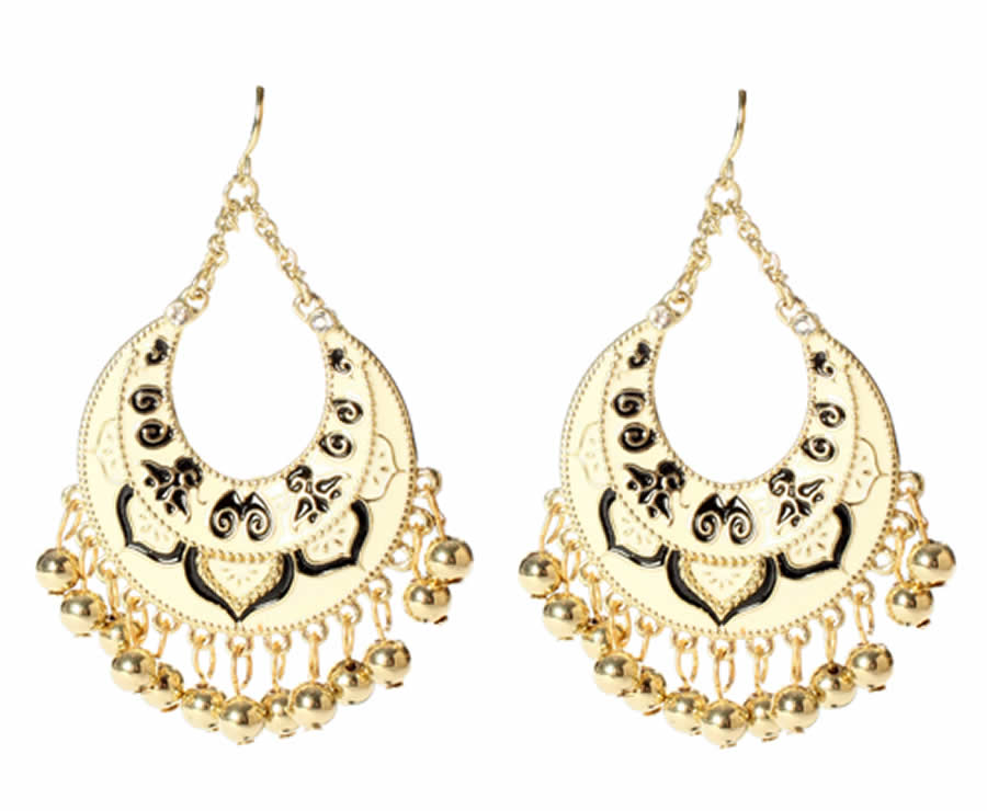New Accessories Women Classic And Elegant Zarkana Earrings Design For Women Fashion Fashion
