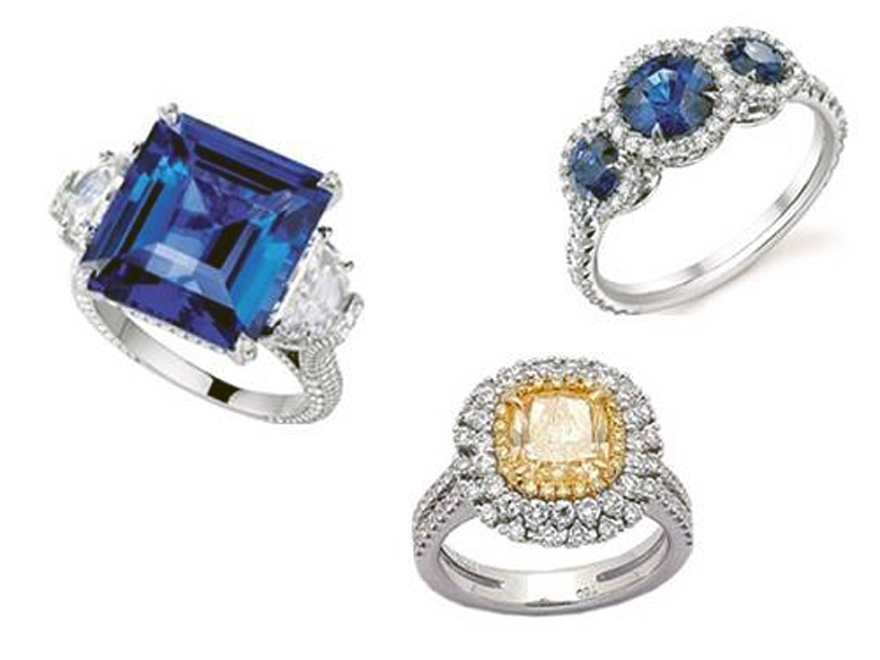 New Trends In Wedding Rings 2013