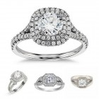 New Trends In Wedding Rings With Diamond Pictures