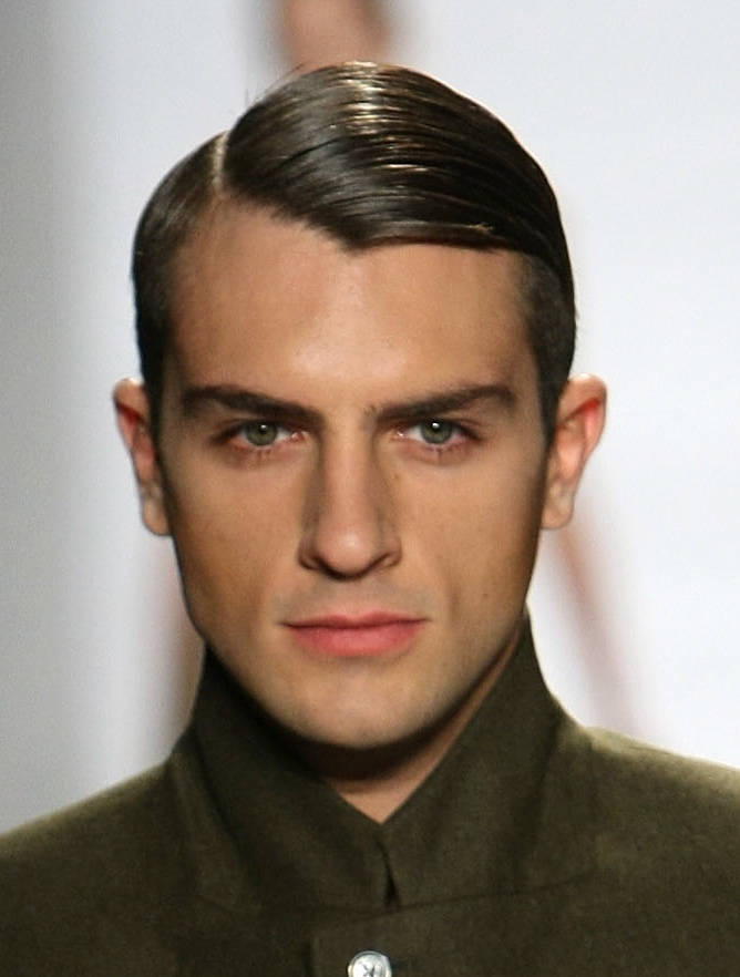 fashioned mens haircuts fashioned mens hairstyles s hair styles fashion 4007