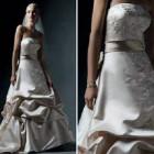 Oleg Cassini Wedding Dress Ivory Pictures