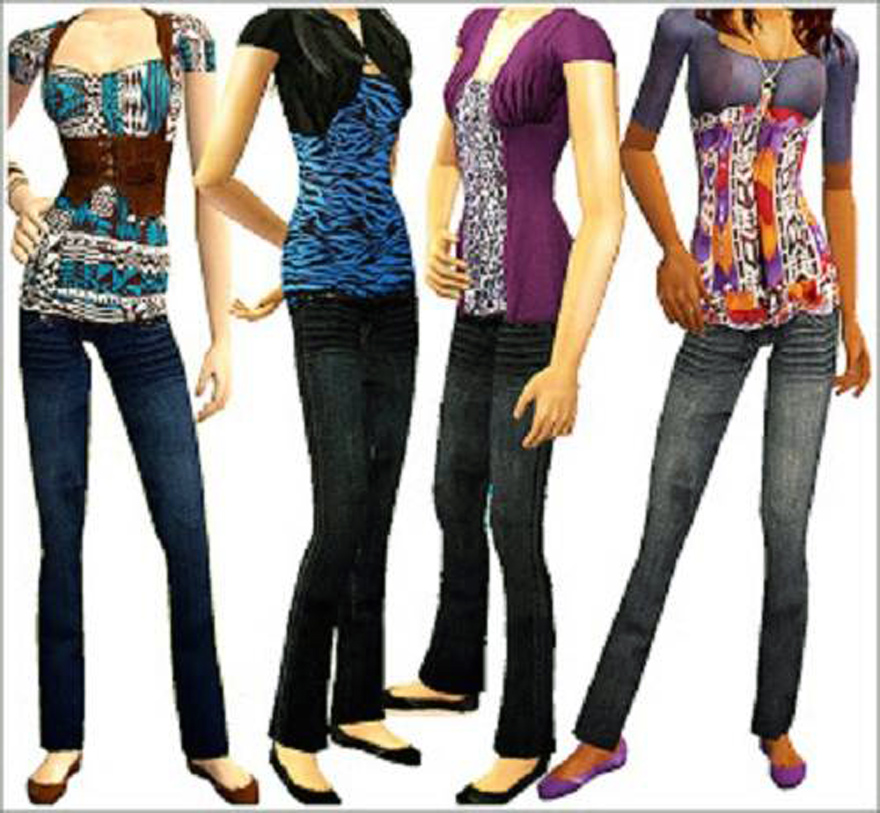 Outfits For Teenage Girls Ideas1