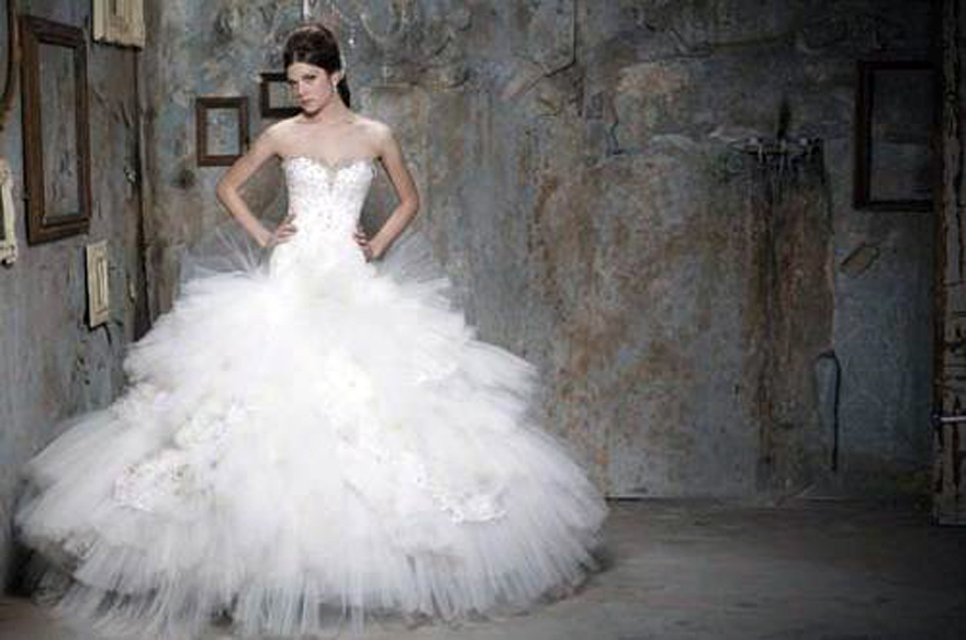 Panina Wedding Dresses Ball Gown