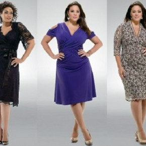 Party Dresses For Plus Size Women 2013 Pictures