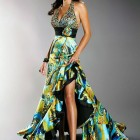 Peacock Prom Dresses 2013 Pictures