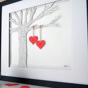 Personalized Wedding Gifts Wall Art Pictures