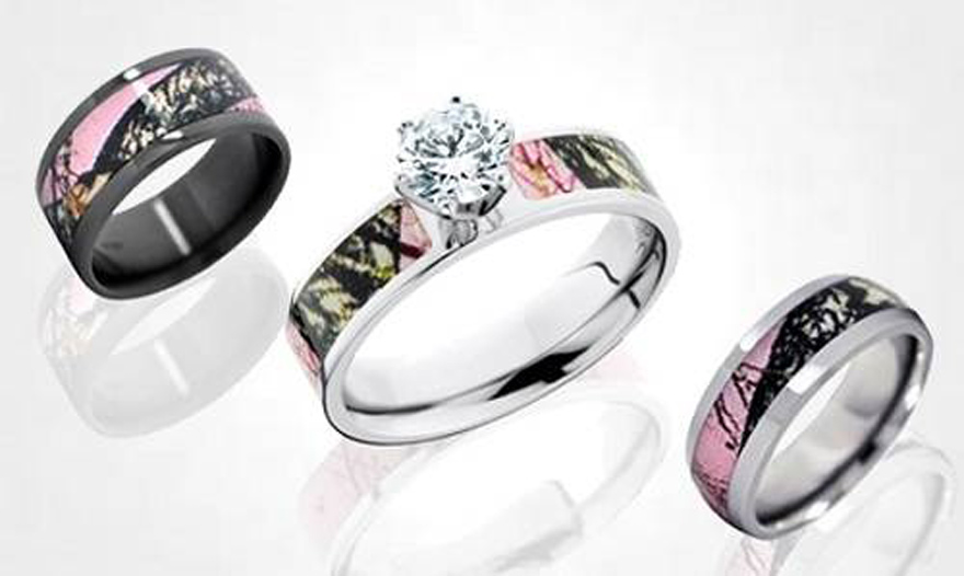 Pink Camo Diamond Ring 2013 Inofashionstylecom