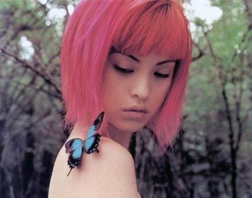Pink Hairstyles Short Hair Collection