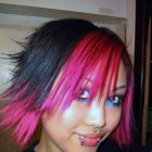 Pink Hairstyles Short Hair Trend Pictures