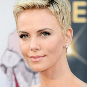 Pixie Hairstyle For Round Face 2013 Pictures